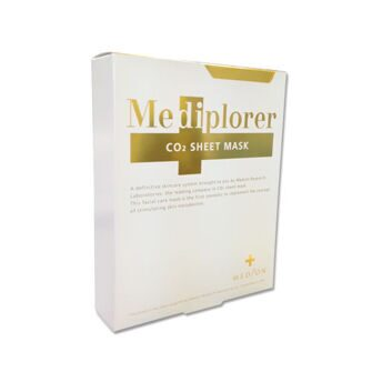 Mediplorer CO2 Gel Mask 5 ea / Карбокси CO2 гель-маска 5 шт.