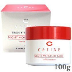 CEFINE Night Moisture Gelee